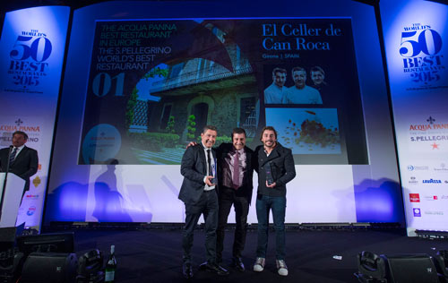 Premio Celler de Can Roca