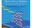 Garriguella acoge la Festa de la Verema de la DO Empordà 2013