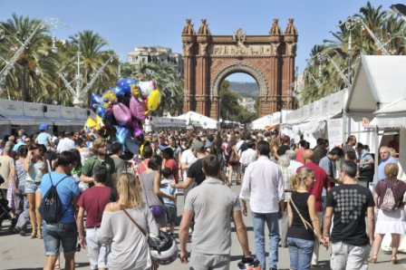 Mostra de Vins i Caves de Catalunya La Mercè